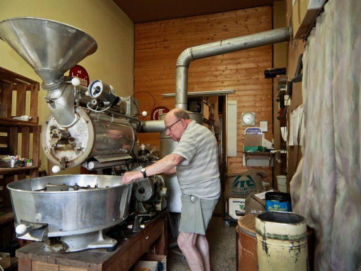 Der Kaffeeröster